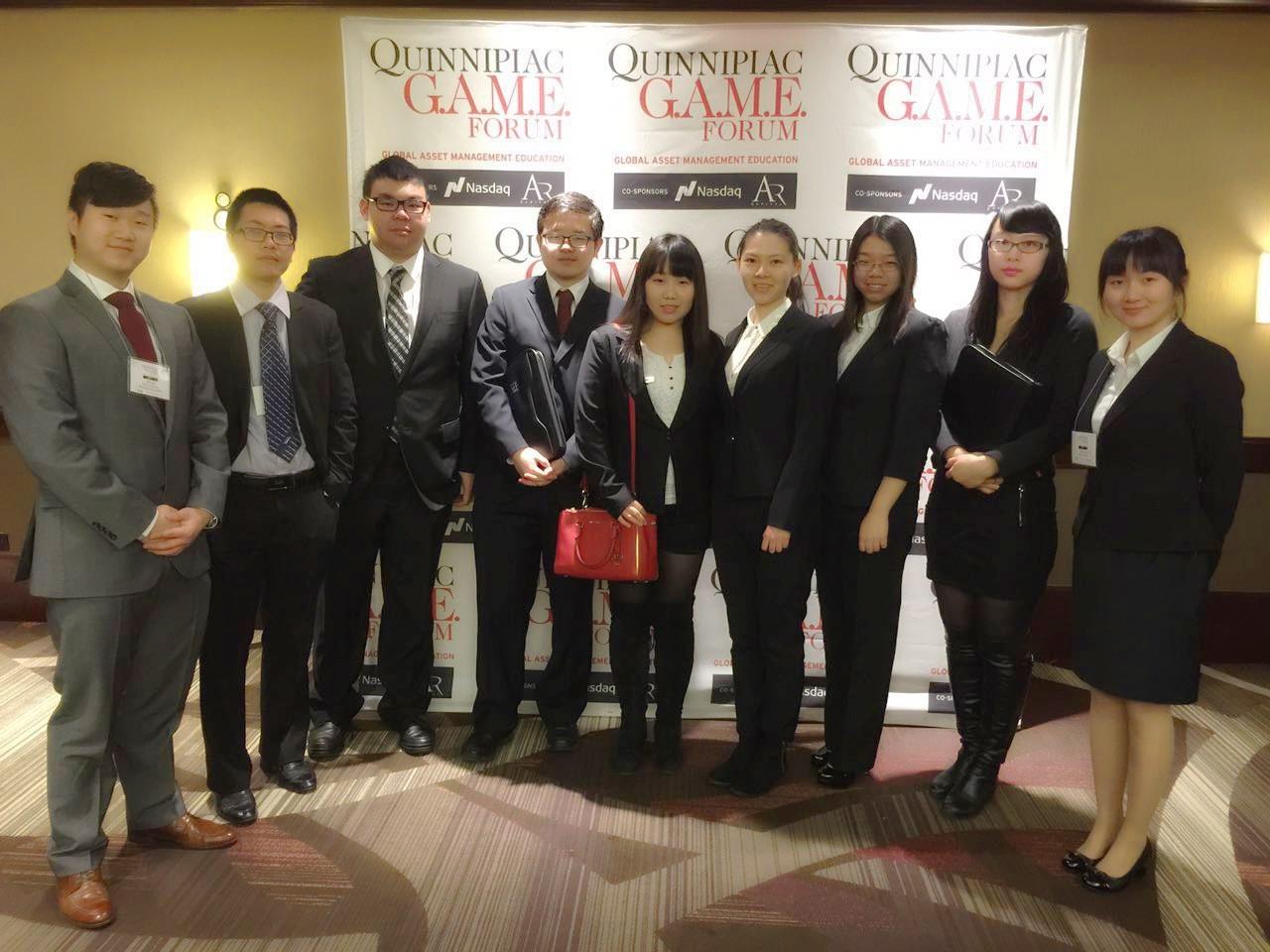 Quinnipiac forum 1