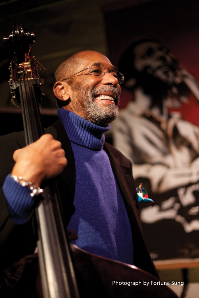 Ron Carter, jazz hall of famer and among the most-recorded bassists in jazz history, will perform at Clark University on March 12, the inaugural concert of the Geller Jazz Concert Series.(Photo: Fortuna Sung)