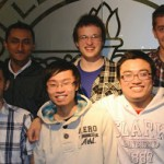 Clark contest participants at the 2014 Consortium for Computing Sciences in Colleges (CCSC) — Northeastern Region Conference