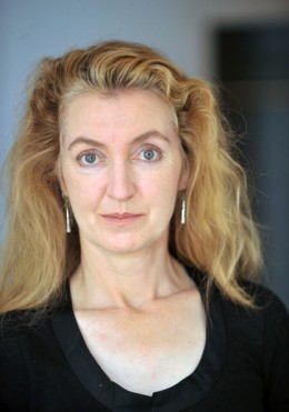 Writer and environmental activist Rebecca Solnit