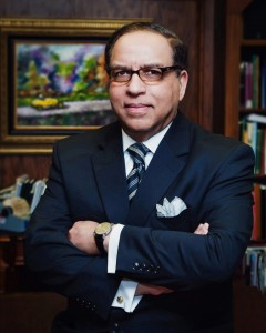 Ronald A. Walter is a  Clark University alumnus and Trustee.
