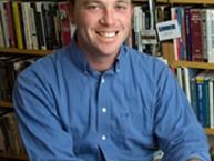 Clark Professor Robert Boatright