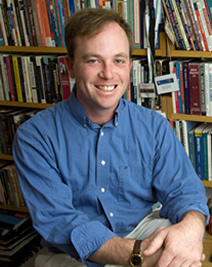 Clark Professor Robert Boatright