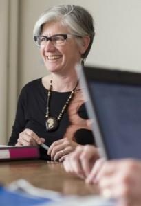 Anita Häusermann Fábos, associate professor of International Development and Social Change, Clark University.