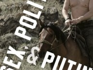 "Clark University Professor Valerie Sperling's new book, ""Sex, Politics, and Putin: Political Legitimacy in Russia."""