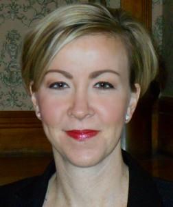 Lindsay Allen, director of alumni and friends engagement