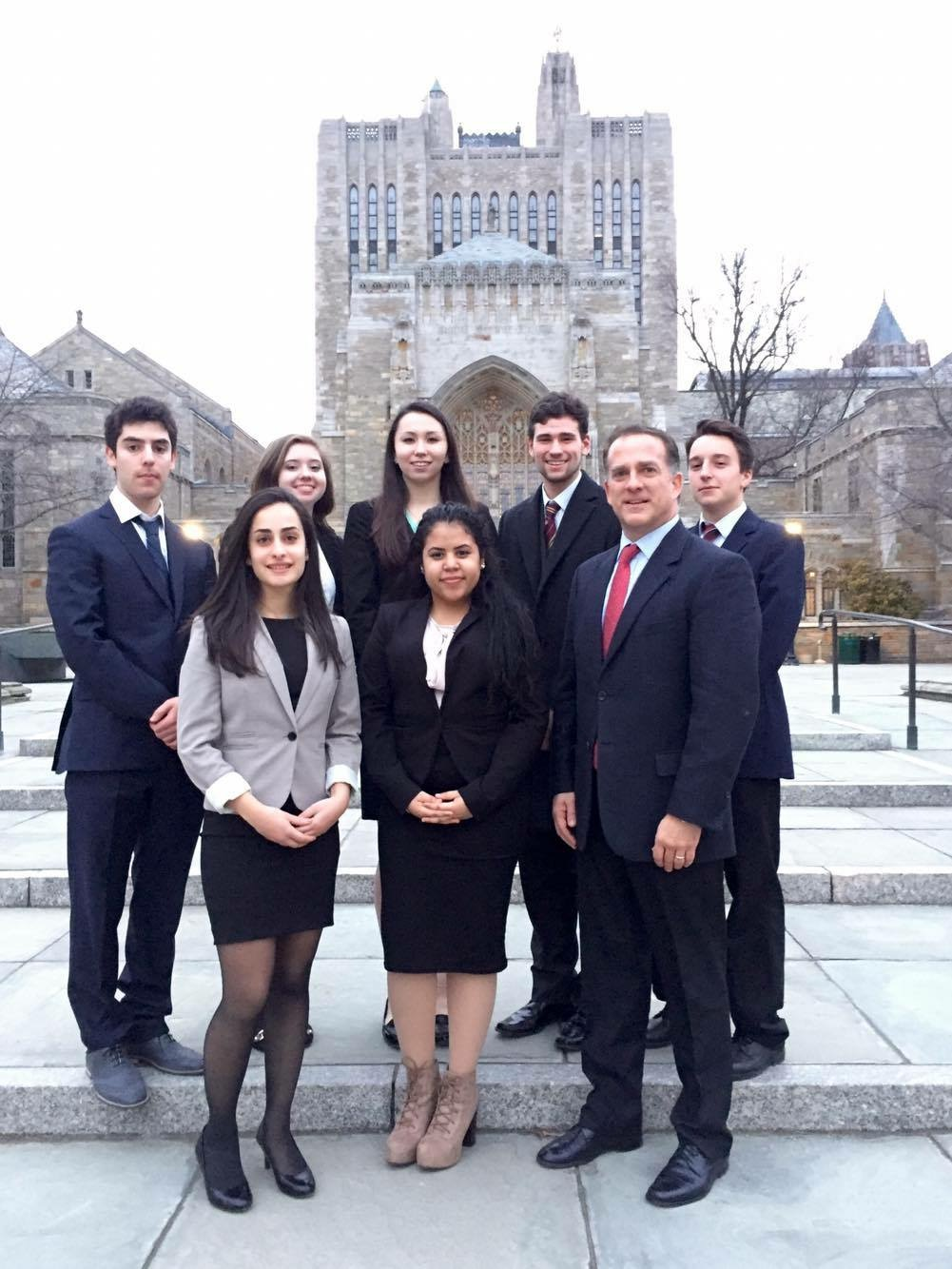 Clark University Mock Trial Team B