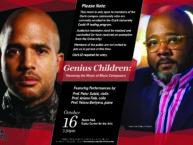 Genius Children Poster